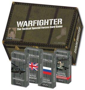 Warfighter Expansion #9: The Footlocker