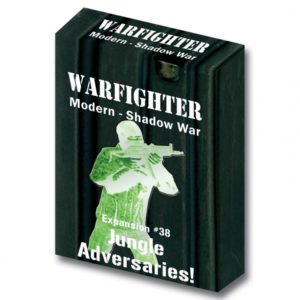 Warfighter: The Modern Night Combat Card Game – Shadow War: Jungle Adversaries
