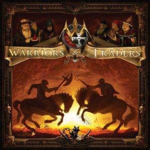 Warriors & Traders (minor box damage)