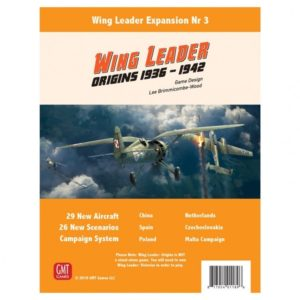 Wing Leader: Origins 1936-1942