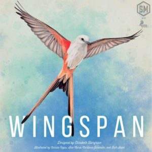Wingspan - PREORDER (ORDER BY ITSELF ONLY - SEE FAQ) ‐ English edition with Swift-Start Pack