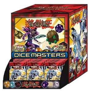 Yu-Gi-Oh Dice Masters: Series One 90 ct Gravity Feed