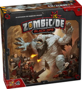 Zombicide: Invader – Black Ops - PREORDER (ORDER BY ITSELF ONLY - SEE FAQ)