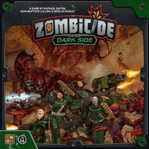 Zombicide: Dark Side - PREORDER (ORDER BY ITSELF ONLY - SEE FAQ)