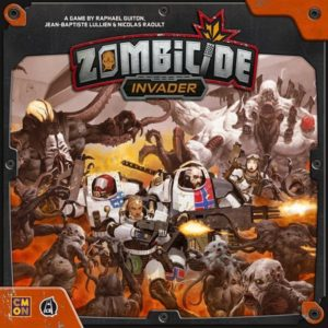 Zombicide: Invader - PREORDER (ORDER BY ITSELF ONLY - SEE FAQ)