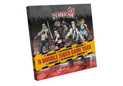 Zombicide: Season 1 Game Tiles