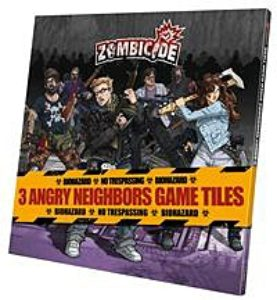 Zombicide: Angry Neighbors Tile Pack (deleted title)