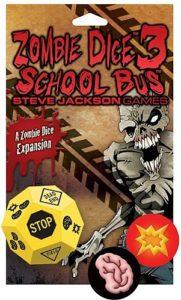 Zombie Dice 3: School Bus